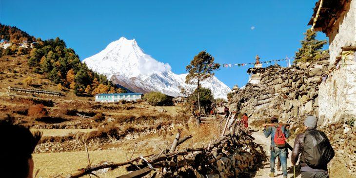 Short Treak in nepal