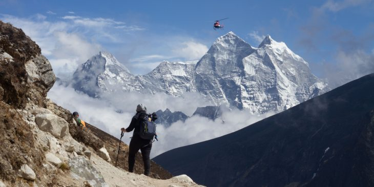 greatest treaking pick in nepal