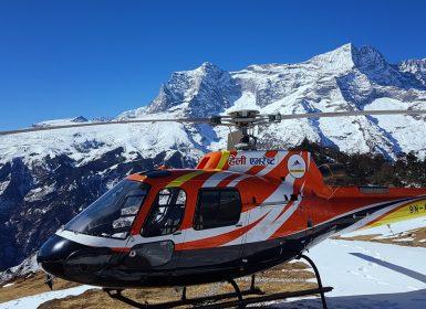 Everest Base Camp Treak - Heli trek