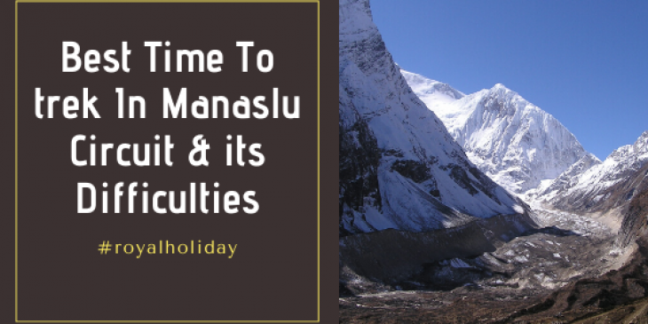 manaslu trek difficulties