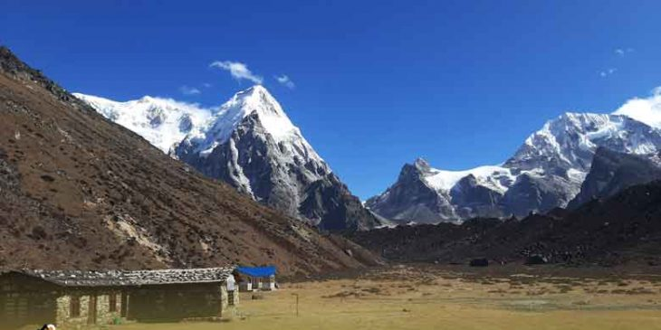 kanchenjunga base camp