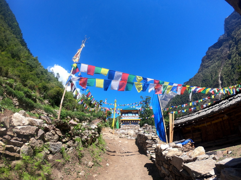 Trekking Seasons in Nepal