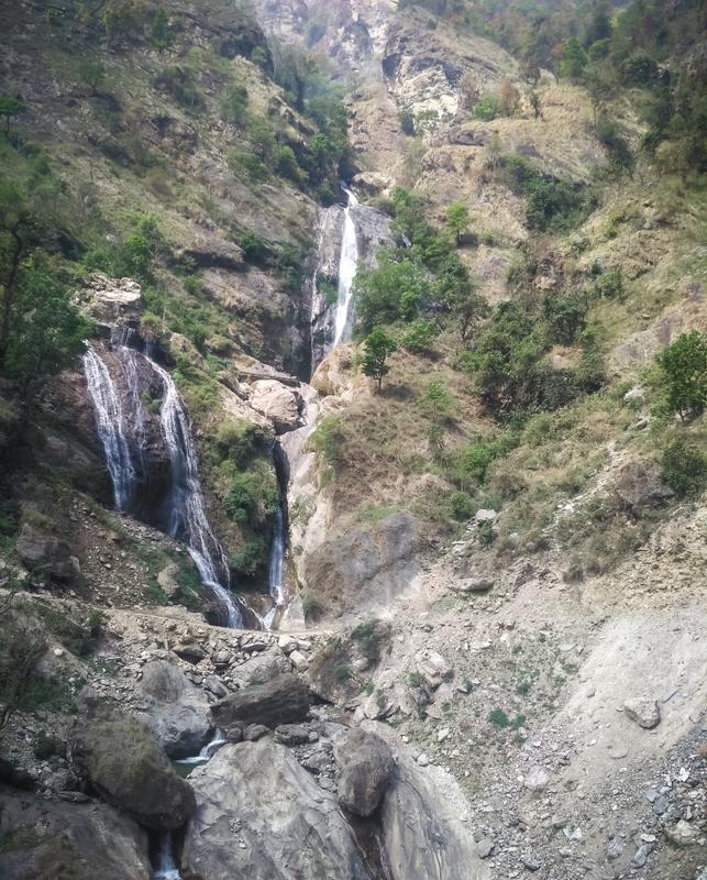 Adventerous Drive to Sotikhola across scenic landscapes