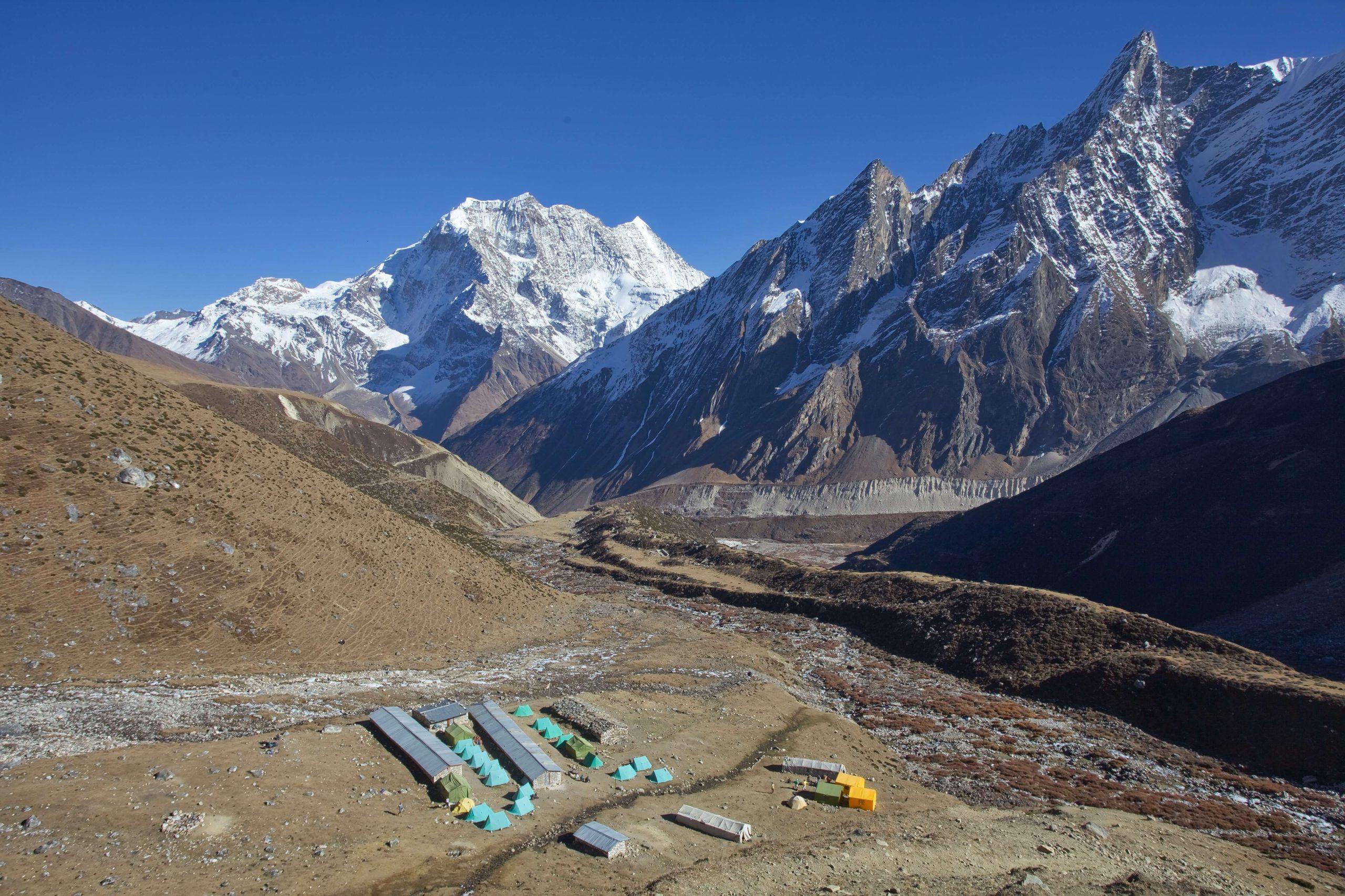Manaslu, Samagaun, Nepal